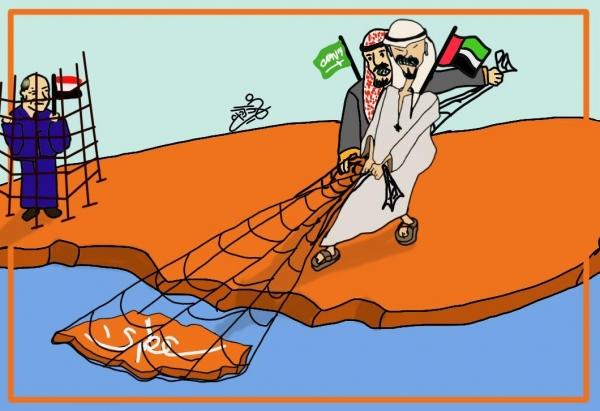 السعودية والإمارات تحتلان أرخبيل سقطرى