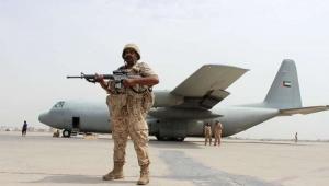 طائرة إماراتية تنقل دفعة جديدة من أبناء سقطرى للتدريب في أبوظبي