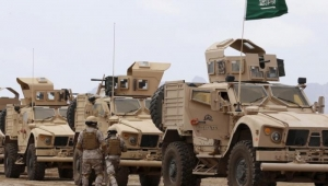 السعودية تدفع تعزيزات عسكرية إلى مأرب