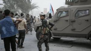 """اندلاع اشتباكات بين الجيش اليمني و""""النخبة الشبوانية"""" التابعة للإمارات في عتق"""