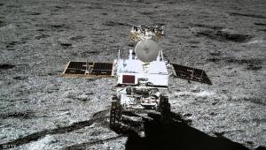 """اكتشاف صيني """"هلامي"""" على الجانب البعيد من القمر"""