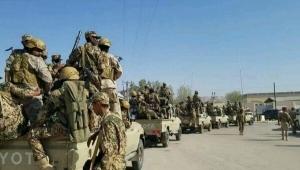 """الجيش اليمني يعلن السيطرة على مواقع لمليشيا """"الانتقالي"""" في أبين"""