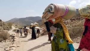 منظمة دولية : 83% من نازحي اليمن أطفال ونساء