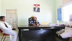 مكتب الأشغال في سقطرى يستقبل طلبات البناء من المواطنين