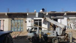 شركة كهرباء تابعة لأبوظبي تقطع التيار عن أصحاب المحلات في حديبوه