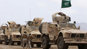 مجهولون يستهدفون رتلاً عسكرياً للقوات السعودية في عدن
