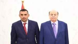 المحافظ رمزي محروس يبعث برقية تهنئة لفخامة الرئيس بمناسبة عيد الفطر المبارك