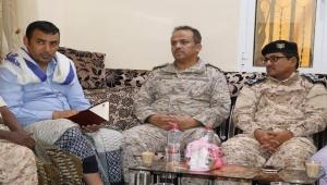 محافظ سقطرى يعقد اجتماع استثنائي بلجنة الطوارئ للوقاية من الجائحة فيروس كورونا
