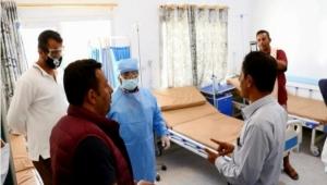 مجموعة هائل سعيد تتكفل بسداد رواتب عاملي أربعة مستشفيات في اليمن