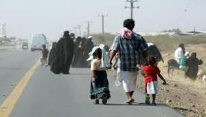 الهجرة الدولية: نزوح نحو 600 أسرة يمنية خلال أسبوع