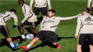 هازارد يبث الخوف في معسكر ريال مدريد