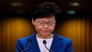 أمريكا تدرج الرئيسة التنفيذية لهونج كونج ومسؤولين آخرين في القائمة السوداء