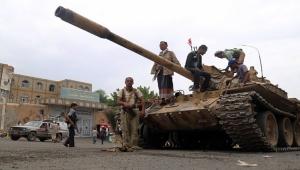 13 منظمة تدعو قوات الأمن لحماية المدنيين في تعز