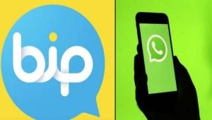 """الملايين ينزحونإلى تطبيق """"بيب"""" بعد اجراءات خدمة واتساب الجديدة"""
