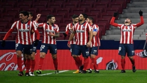 أتلتيكو مدريد يتخطى إشبيلية ويعزز صدارته