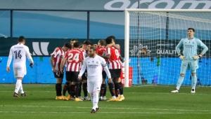 بلباو يطيح بريال مدريد من كأس السوبر ويضرب موعدا مع برشلونة في النهائي