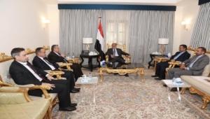 نائب الرئيس: تفعيل مجلس الشورى سيشكل رافدًا مهما للشرعية