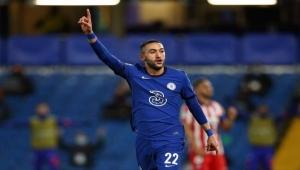 زياش يهدي تشلسي بطاقة التأهل وبايرن يكتسح لاتسيو في دوري الأبطال