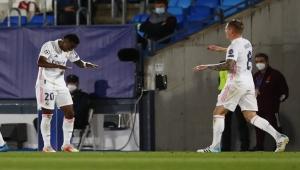 بثنائية فينيسيوس ..ريال مدريد يتجاوز ليفربول بثلاثية ويقترب من نصف النهائي