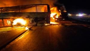 مقتل 20 مصريا بحادث تصادم مروّع