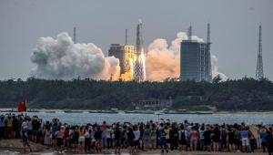هل تقدم أمريكا على ضرب الصاروخ الصيني العائد للأرض؟