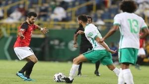 المنتخب السعودي يهزم منتخبنا الوطني بثلاثية في التصفيات المزدوجة