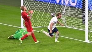 إنجلترا تتخطّى الدنمارك وتضرب موعداً مع إيطاليا في نهائي اليورو