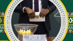 مجموعات متوازنة في قرعة كأس الأمم الإفريقية