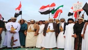 شيخ مشايخ سقطرى يجدد التأكيد على دعمه لمطالب لجنة اعتصام المهرة