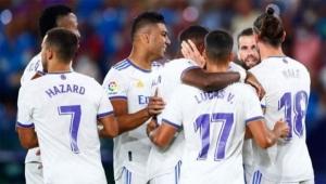 """ريال مدريد ينجو من الهزيمة أمام ليفانتي في مباراة """"مجنونة"""""""