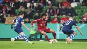 بايرن ميونيخ يقسو على بريمر بـ 12-0 في كأس ألمانيا