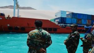 على متن سفينة إماراتية.. وصول معدات وأجهزة عسكرية إسرائيلية إلى سقطرى