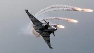 التحالف يقول إنه استهدف منصة لإطلاق الطائرات المسيرة بالجوف
