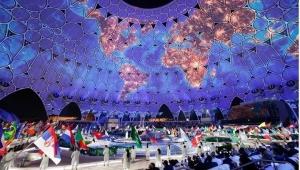 """الإمارات تؤمن """"إكسبو دبي"""" بمنظومة طائرات مسيرة إسرائيلية"""