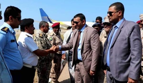 سلطة سقطرى تدعم حماية مؤسسات الدولة في عدن