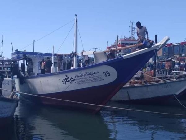 """مدير أمن ميناء سقطرى يحذر حلفاء الإمارات من اقتراب ست سفن تابعة لـ""""المزروعي"""""""