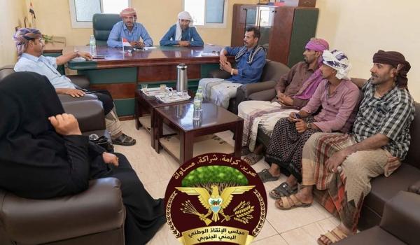 """""""الإنقاذ الوطني"""" في سقطرى: المجلس يمثل القضية الوطنية اليمنية والجنوبية"""