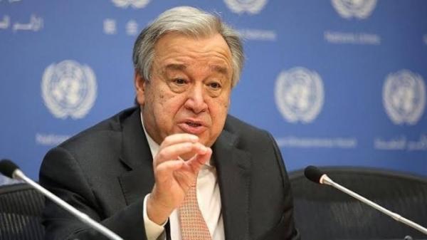 أمين عام الأمم المتحدة يؤكد ضرورة استمرار المساعدات الإنسانية في اليمن