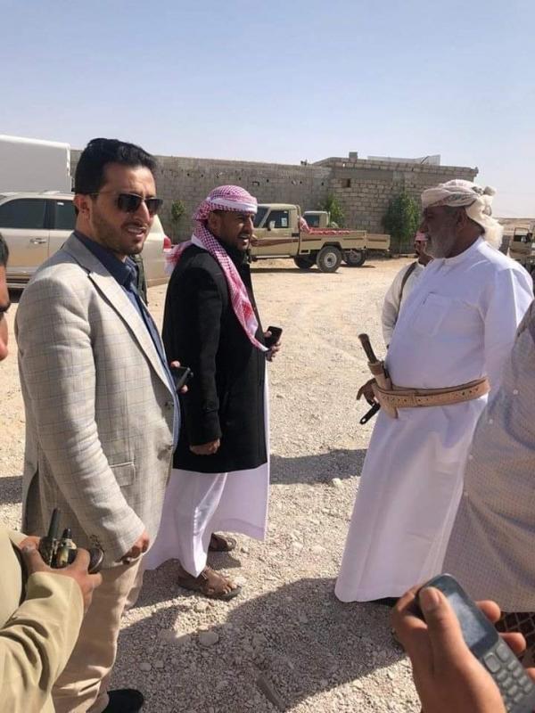 ادانات واسعة ازاء توجيه باكريت بالقبض على مستشار وزير الاعلام الرحبي خلال زيارة رسمية الى المهرة