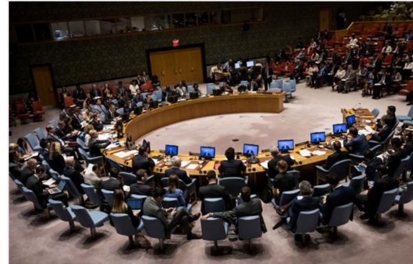 مجلس الأمن: تصعيد الحوثيين يعرض مليون نازح لخطر جسيم