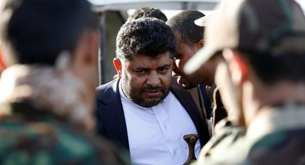 """محمد علي الحوثي يهاجم الرئيس الأمريكي """"ترامب"""" بسبب الأرهاب"""