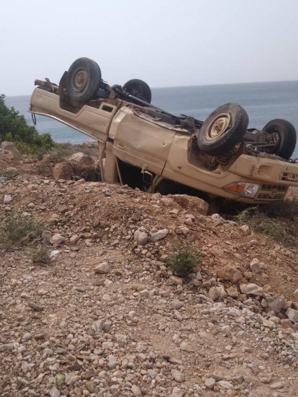 """مصدر عسكري لـ""""سقطرى بوست"""" : عناصر """"الانتقالي"""" المدعومة إماراتيا تعتدي على نقطة تابعة للجيش الحكومي في حديبو"""