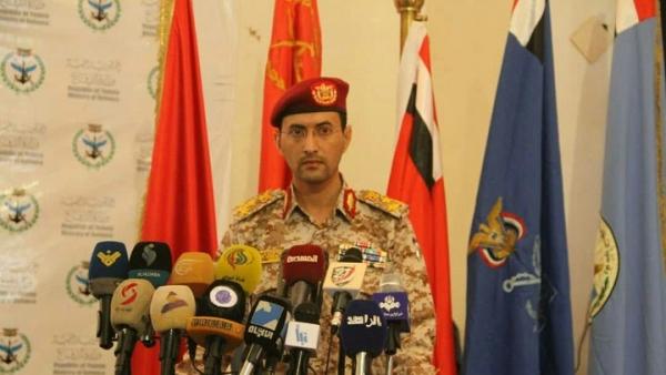 """متحدث عسكري حوثي يتهم """"العواضي"""" بتلقي دعماً من التحالف لتفجير الأوضاع في محافظة البيضاء"""