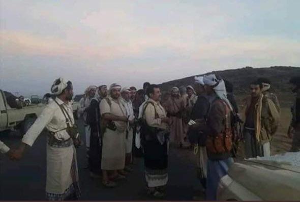 اخر المستجدات : العواضي في ردمان .. والمعركة مستمرة
