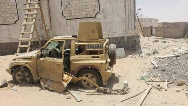 اشتباكات عنيفة بين القوات الحكومية وشيخ قبلي في مأرب شمال اليمن