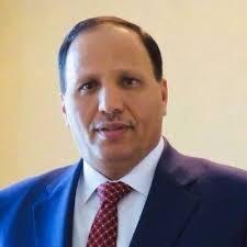 نائب رئيس البرلمان عبدالعزيز جباري يصل مأرب