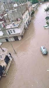 فلكيين يكشفون عن المدة الزمنية التي سيستمر فيها الامطار الغزيرة في اليمن