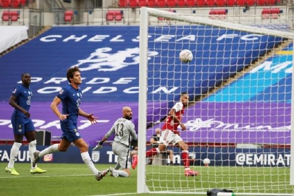 أرسنال يحصد لقب كأس الاتحاد الإنجليزي