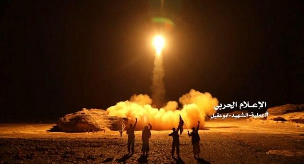 مسؤول محلي: الحوثيون أطلقوا صاروخين باليستيين على مأرب