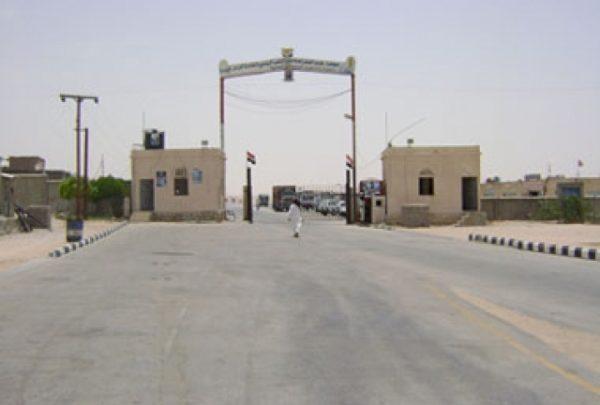 رئيس اعتصام شحن: القوات السعودية تسعى لتحويل المنفذ إلى قاعدة عسكرية وأبراج مراقبة